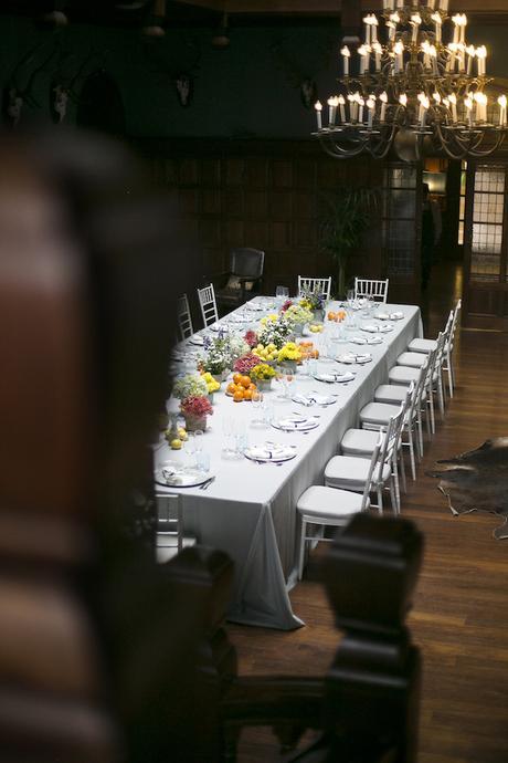 Eventos privados en el Palacio de La Riega