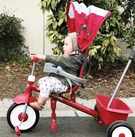 triciclos edad recomendable bebes
