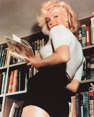 biblioteca-marilyn-monroe