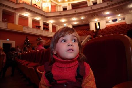Los beneficios del teatro infantil