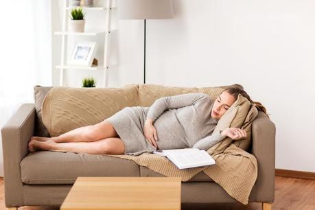 Hemorragia nasal durante el embarazo
