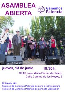 La derecha dependiente y Palencia como ofrenda.