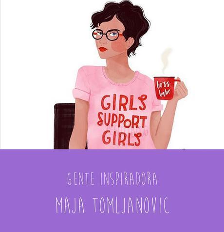 Gente inspiradora: Maja Tomljanovic