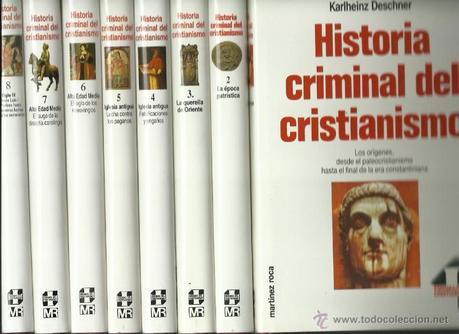 Resultado de imagen de imagenes historia criminal del cristianismo