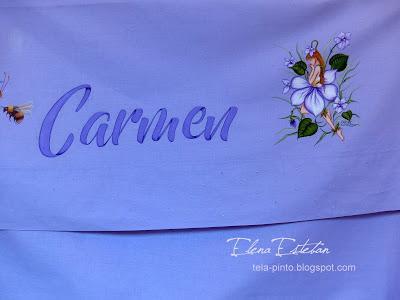 Un gran día para Carmen