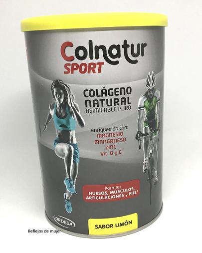 Probando Colnatur Sport