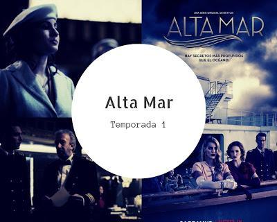 Alta Mar - Temporada 1