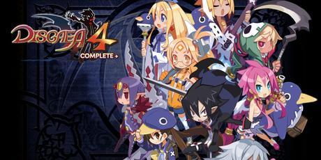 Disgaea 4 llegará a Playstation 4 en otoño de este año