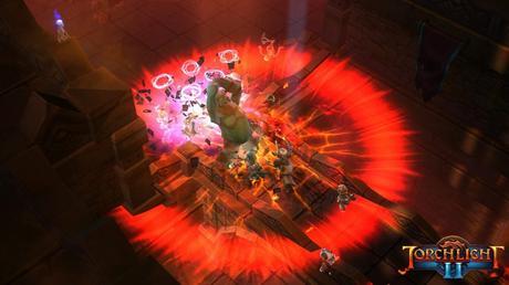 [E32019] Torchlight II llegará a consolas a comienzos de septiembre