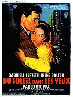 SOL EN LOS OJOS, EL (Sole negli occhi, Il) (Italia, 1953) Drama, Vida normal