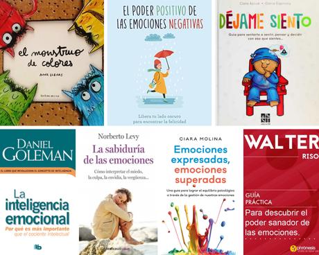 Libros sobre emociones