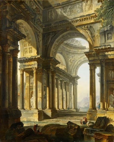 La culminación o el compendio del Arte llegó poco antes de la Revolución y el Romanticismo.