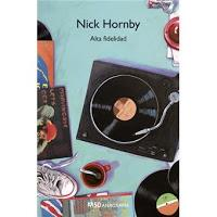 Alta fidelidad. Nick Hornby