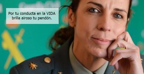 Silvia Gil Cerdá - Comandante Guardia Civil