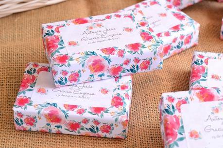 regalos invitados de boda jabones personalizados