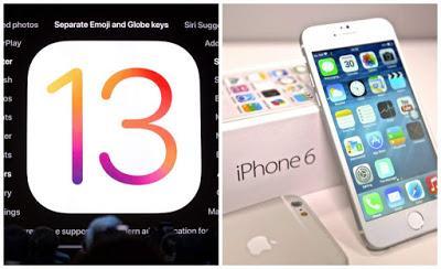 iOS 13 conoce los equipos que no se podrán actualizar-TuParadaDigital
