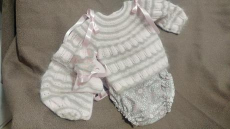 conjuntos tricot ...primera postura