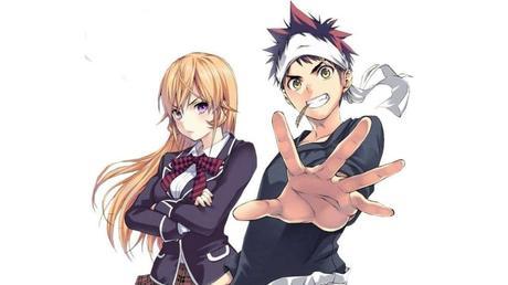 El anime ''Shokugeki no Soma Season 4'', es revelado