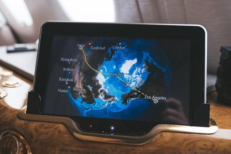 DSCF9770 ▷ Cómo actualizar a Emirates First Class usando puntos