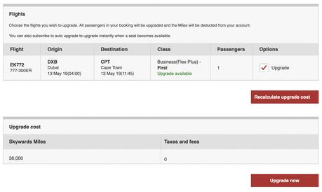 Screen-Shot-2019-05-10-at-5.17.29-PM-e1557775160282 ▷ Cómo actualizar a Emirates First Class usando puntos