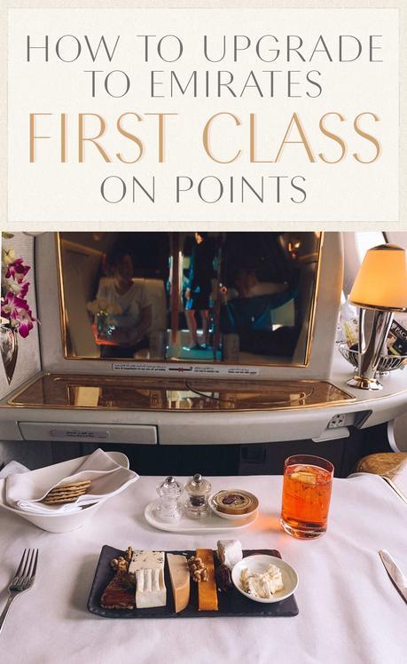 Emirates-V2 ▷ Cómo actualizar a Emirates First Class usando puntos
