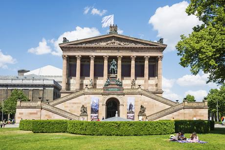 alte_nationalgalerie ▷ 15 Mejores Museos de Berlín