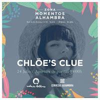 Chlöe's Clue en el Jardín Botánico