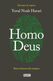 Homo Deus. Breve historia del mañana de Yuval Noah Harari en tres minutos (1)