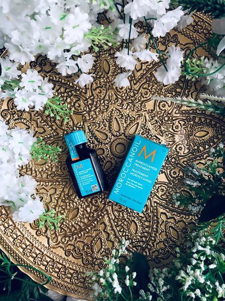 Tratamiento aceite moroccanoil de Moroccanoil