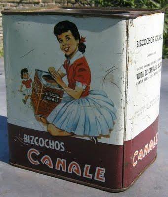 Top 30 Latas vintage para coleccionistas