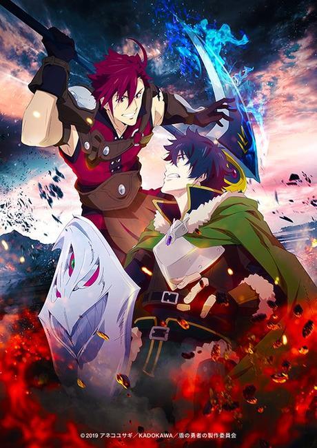 El anime ''Tate no Yuusha no Nariagari'', revela Visual Art + video promocional