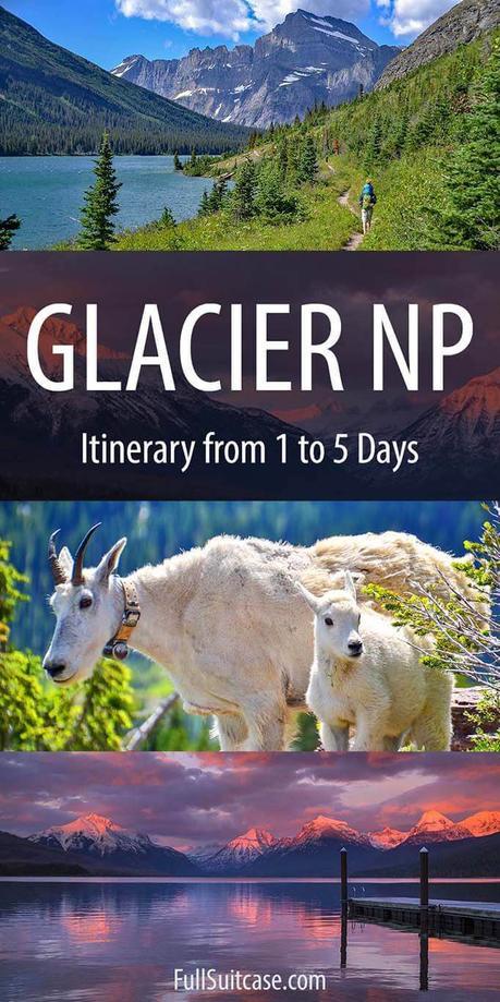 Glacier-National-Park-itinerary.jpg.optimal ▷ Ideas del itinerario del Parque Nacional Glacier de 1 a 5 días