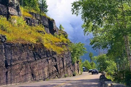 Going-to-the-Sun-Road-is-a-must-in-every-Glacier-National-Park-itinerary.jpg.optimal ▷ Ideas del itinerario del Parque Nacional Glacier de 1 a 5 días