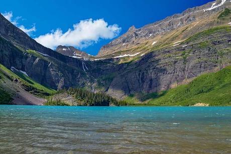 Grinnell-Lake-in-Many-Glacier-area-in-Glacier-NP-Montana.jpg.optimal ▷ Ideas del itinerario del Parque Nacional Glacier de 1 a 5 días