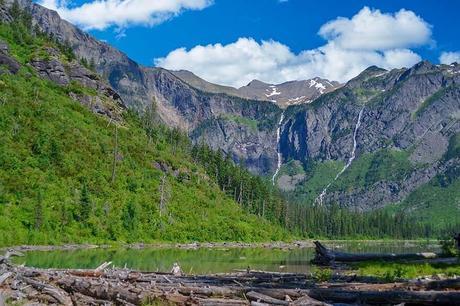 Avalanche-Lake-in-Glacier-NP-Montana.jpg.optimal ▷ Ideas del itinerario del Parque Nacional Glacier de 1 a 5 días