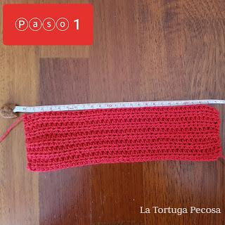 TUTORIAL LAZO CROCHET
