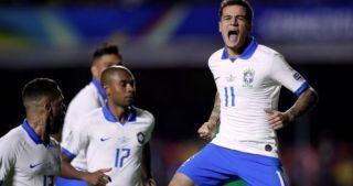 Brasil gana a Bolivia en el debut de la Copa América