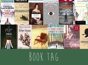 Book tag: preferencias libros leídos