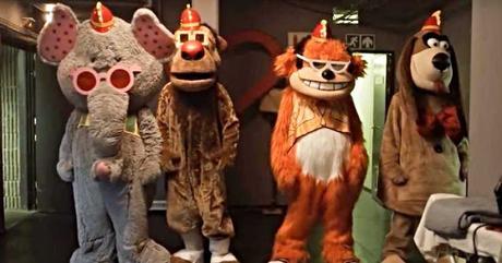 Los Banana Splits la película. Destruyendo infancias en 3, 2, 1...