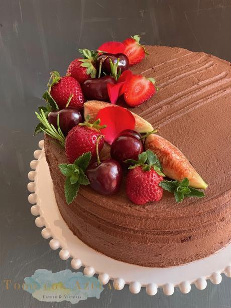 La tarta perfecta de chocolate