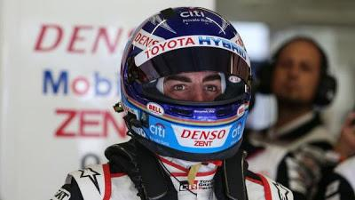 Fernando Alonso, gana el Mundial