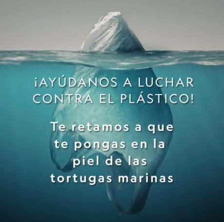 Resultado de imagen de campañas de comunicación plasticos mares