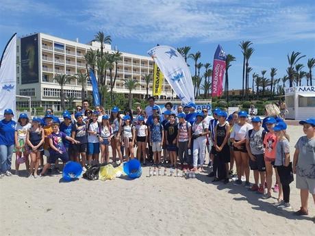 Paradores se suma a la campaña de sensibilización 'Por un mar sin plásticos'