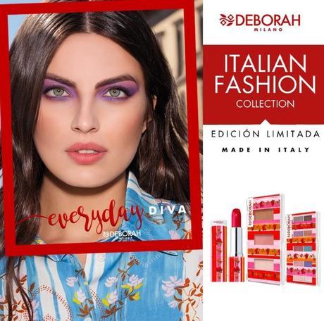 """""""Italian Fashion"""" – la nueva colección de DEBORAH MILANO en colaboración con Marco Rambaldi"""