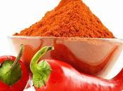 Pimienta cayena, pimentón picante propiedades saludables