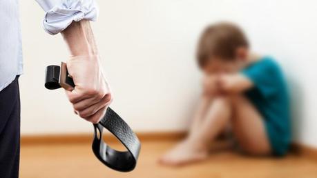 Consecuencias del castigo físico en la infancia