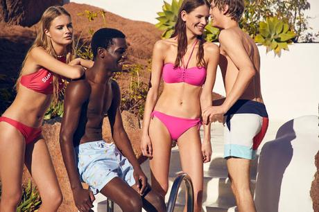 LEFTIES BEACHWEAR WOMAN & MAN COLLECTION SS'19