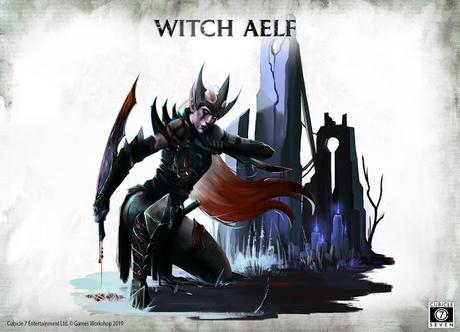 Brujas Elfas: Nuevo Arquetipo para AoSRP 1ª ed Soulbound