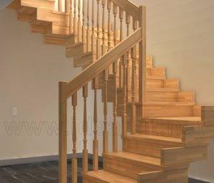 Balaustradas de madera