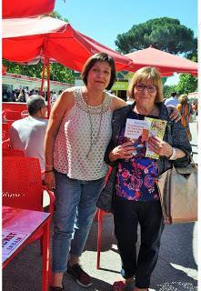 Crónica y fotos Feria del Libro de Madrid 2019